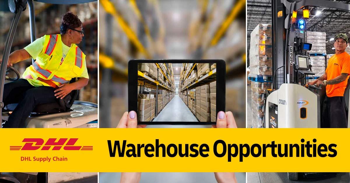 Warehouse Opportunities in California
